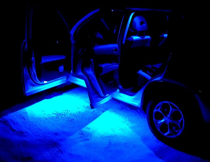 ix35 синий фото